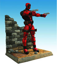 Image: Marvel Select Action Figure: Deadpool  -