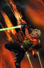 Image: Star Wars: Legacy - War #6 - Dark Horse