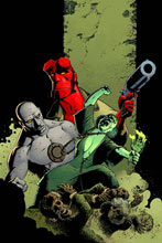 Image: Hellboy: Being Human  (One-Shot) - Dark Horse Comics
