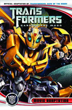 Image: Transformers: Dark of the Moon - Movie Adaptation SC  - IDW Publishing