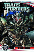 Image: Transformers: Dark of the Moon - Foundation SC  - IDW Publishing