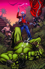 Image: Skaar: King of the Savage Land #3 - Marvel Comics