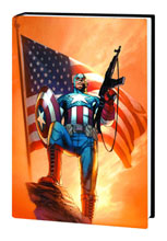 Image: Ultimate Comics Captain America HC  - Marvel Comics