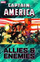 Image: Captain America: Allies and Enemies SC  - Marvel Comics