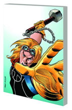 Image: Thunderstrike: Youth in Revolt SC  - Marvel Comics