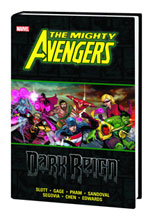 Image: Mighty Avengers: Dark Reign HC  - Marvel Comics
