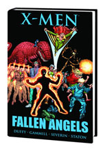 Image: X-Men: Fallen Angels HC  - Marvel Comics