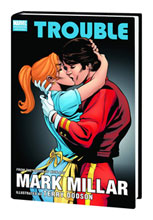 Image: Trouble by Mark Millar HC  - Marvel Comics