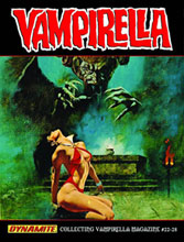 Image: Vampirella Archives Vol. 04 HC  - D. E./Dynamite Entertainment