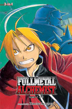 Image: Fullmetal Alchemist Vols. 1, 2 & 3  (3-in-1 edition) SC - Viz Media LLC