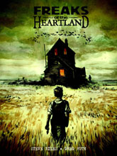 Image: Freaks of the Heartland HC  - Dark Horse
