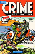 Image: Crime Does Not Pay Archives Vol. 02: Issues 26--29 HC  - Dark Horse