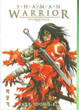 Image: Shaman Warrior Vol. 04 SC  - Dark Horse
