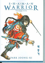 Image: Shaman Warrior Vol. 05 SC  - Dark Horse