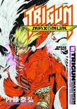 Image: Trigun Maximum Vol. 05: Break Out SC  - Dark Horse
