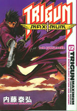 Image: Trigun Maximum Vol. 12: The Gunslinger SC  - Dark Horse