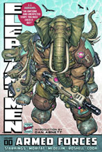Image: Elephantmen Vol. 00: Armed Forces SC  - Image Comics