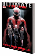 Image: Ultimate Comics Spider-Man: Death of Spider-Man Fallout SC  - Marvel Comics