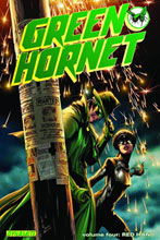 Image: Green Hornet Vol. 04: Red Hand SC  - D. E./Dynamite Entertainment