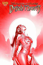 Image: Warlord of Mars: Dejah Thoris #15 (10-copy Renaud red incentive cover) (v10) - D. E./Dynamite Entertainment