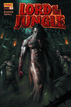 Image: Lord of the Jungle Annual #1 - D. E./Dynamite Entertainment