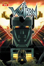 Image: Voltron #6 - D. E./Dynamite Entertainment