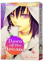 Image: Dawn of the Arcana Vol. 04 SC  - Viz Media LLC