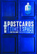 Image: Doctor Who: Postcards from Time & Space Set  -