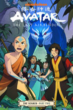 Image: Nickelodean Avatar: The Last Airbender - The Search Part 2 SC  - Dark Horse Comics