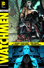 Image: Before Watchmen: Nite Owl / Dr. Manhattan Deluxe HC  - DC Comics