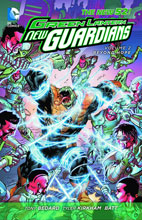 Image: Green Lantern: New Guardians Vol. 02 - Beyond Hope HC  (New 52) - DC Comics