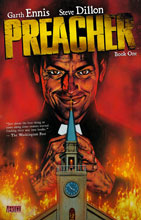 Image: Preacher Vol. 01: Gone to Texas SC  - DC Comics - Vertigo