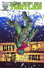Image: Teenage Mutant Ninja Turtles #22 - IDW Publishing