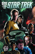 Image: Star Trek #21 - IDW Publishing