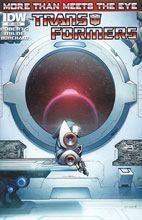 Image: Transformers: More Than Meets the Eye #17 (10-copy incentive cover) - IDW Publishing