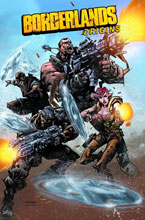 Image: Borderlands: Origins SC  - IDW Publishing