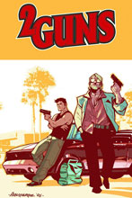 Image: Two Guns: Second Shot Deluxe edition SC  - Boom! Studios