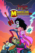 Image: Adventure Time: Marceline & the Scream Queens SC  - Boom! Studios