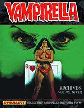 Image: Vampirella Archives Vol. 07 HC  - D. E./Dynamite Entertainment