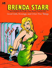 Image: Brenda Starr: The Complete Pre-Code ComicsBooks Vol. 1 HC  - Hermes Press