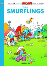 Image: Smurfs Vol. 15: The Smurflings SC  - Papercutz