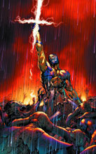 Image: X-O Manowar #13 (VU) (PD) (regular cover - Hairsine) - Valiant Entertainment LLC