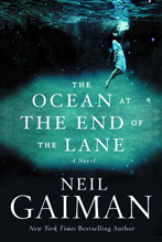 Image: The Ocean at the End of the Lane Novel HC  - William Morrow