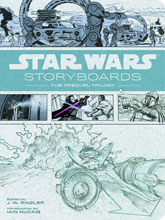 Image: Star Wars Storyboards: The Prequel Trilogy HC  - Abrams