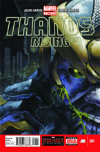Image: Thanos Rising #1 (variant 2nd printing cover - Simone Bianchi)  [2013] - Marvel Comics