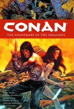 Image: Conan Vol. 15: The Nightmare of the Shallows SC  - Dark Horse Comics