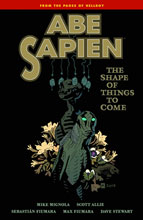 Image: Abe Sapien Vol. 04: The Shape of Things to Come SC  - Dark Horse Comics
