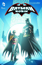 Image: Batman & Robin Vol. 03: Death of the Family SC  - DC Comics