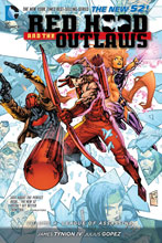 Image: Red Hood and the Outlaws Vol. 04: League of Assassins SC  - DC Comics