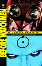 Image: Before Watchmen: Nite Owl / Dr. Manhattan SC  - DC Comics